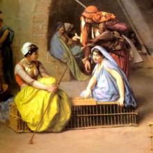حبٌّ في الأندلس من وراء القضبان. قصة ابن زيدون وولادة