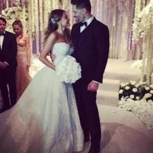 أول صور حفل زفاف صوفيا فيرغارا