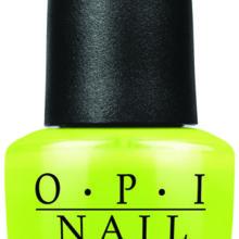 OPI تطلق ٦ طلاءات أظافر نيونية جديدة